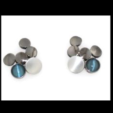 06.Handmade Jewelry  - POST EARRINGS (V)