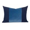Asha Velvet Pillow - Kyanite