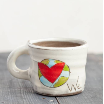 """""""In This Together"""" Mug"""