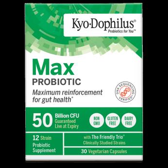 Kyo-Dophilus Max Probiotic