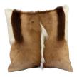 Springbok Full Hide Pillow Cover