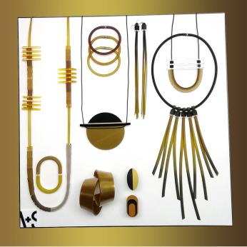 Shop by Color : Ochre Bronze