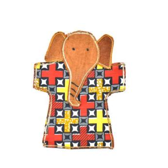 Kanga Elephant Hand Puppet