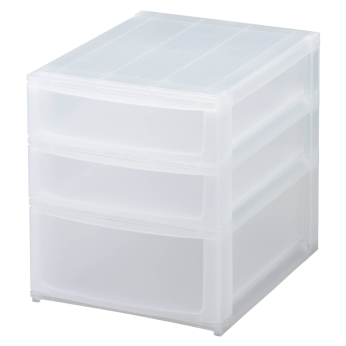 Pearl Life Stacking Organizers with Drawers