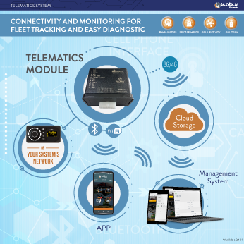 Telematics System - Globus Way & Connect