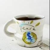 """World Peace"" Mug"