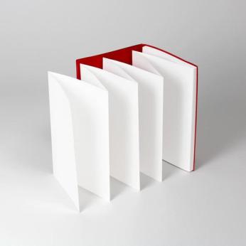 Yamazakura Accordion Notebook A4