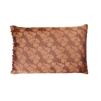 Silk Pillow Case   Rust