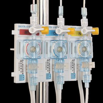 Blood Pressure Monitoring System BIOTRANS/ACCUTRANS/CATRANS
