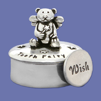 Toothfairy Teddy Box (BX-33)