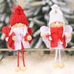 Winterland Angels Hanging Ornament Set