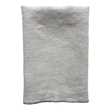 Stonewashed linen napkins in natural - set of 4