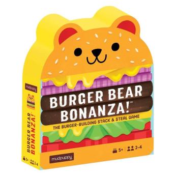 Burger Bear Bonanza Game
