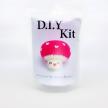 DIY Kit - Mushroom Bubbies (pink)