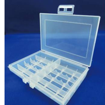 2 Types Battery Organizer For AA & AAA