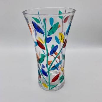 Venetian Crystal Vases