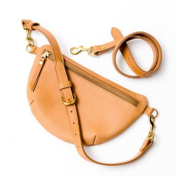 Sling Bag, Tan