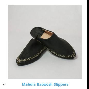 Mahdia Baboosh
