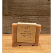 Rose Clay With Goat Milk + Natural Clay Handmade Soap