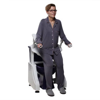 Dignity Lifts - Deluxe Toilet Lift - Model DL1