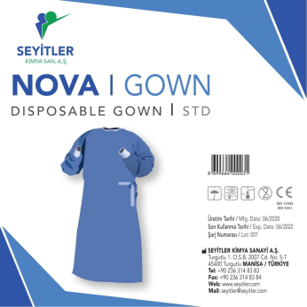 Disposable Surgical Gown,Drape and Pack