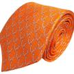 Buckwild Tie (Orange)