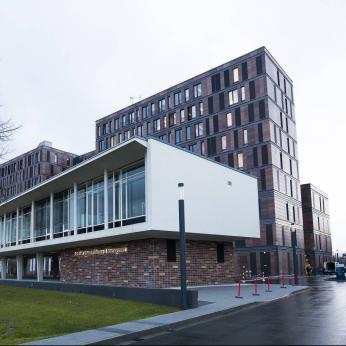 Frankfurt School of Finance & Management, Frankfurt, Deutschland