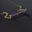 Sprinkling Tri Glasses Strap / Mask Chain - 22040