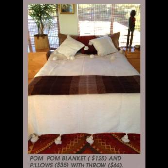 Pom Pom Cotton Bedding