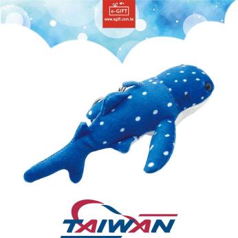 Whale Shark Plush Keychain/Toys/Keyholder/ Keyrings/ Dolls