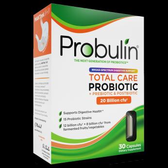 Probulin® Total Care Probiotic