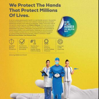 Medical Gloves (Natural Rubber & Nitrile)