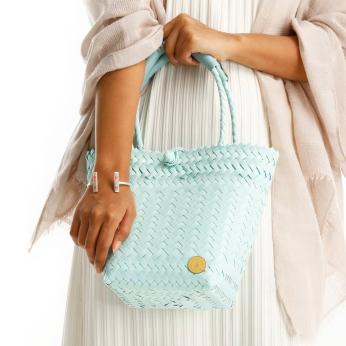 Handwoven Mini Diana Bag