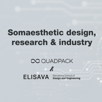 Somaesthetic design, research & industry collaborations