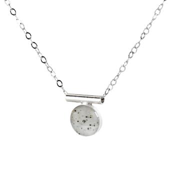 Sandstone Bar Necklace