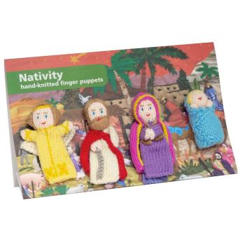 Nativity Story Finger Puppet Pack