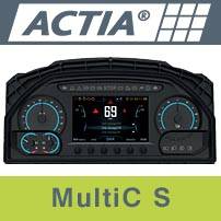 MultiC S Integrated HMI