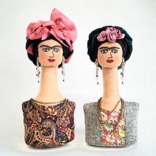 Cloth Sculptures from the Philippines