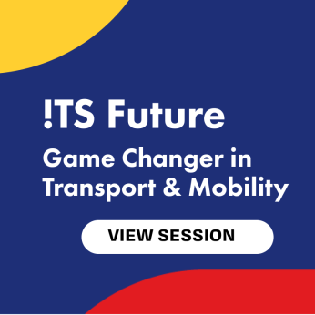 VIEW SESSION | !TS Future - Game Changer in Transport & Mobility
