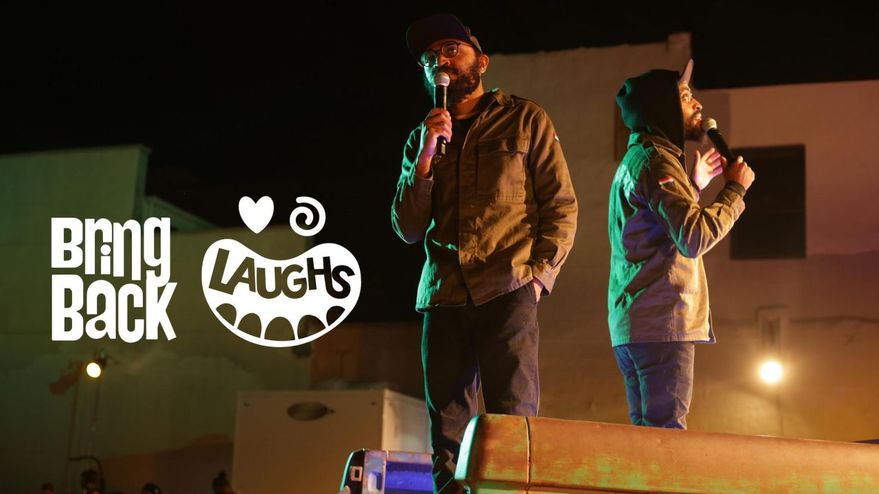 Bring Back Laughs (Stand-Up Comedy)