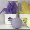 Premium Bath Bomb (Classic Lavender)