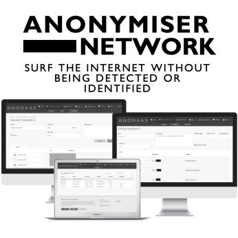 Anonymiser Network
