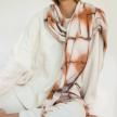 Handwoven Shibori Scarves
