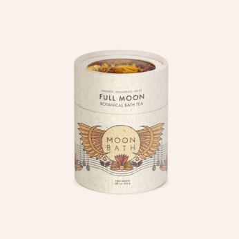 FULL MOON   Botanical Bath Tea