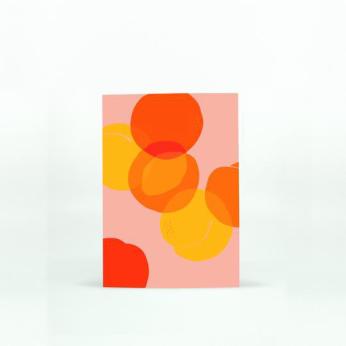 Common Modern In Season Mini Notecard