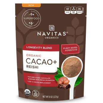 Cacao + Longevity Blend