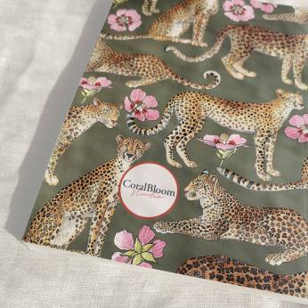 Leopards & Cheetahs Notebook