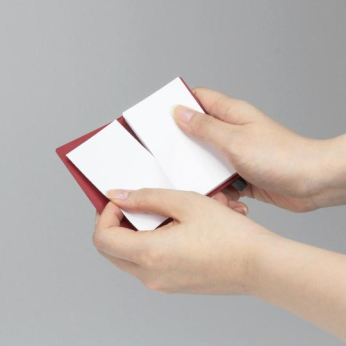 Yamazakura Accordion Memo Notebook