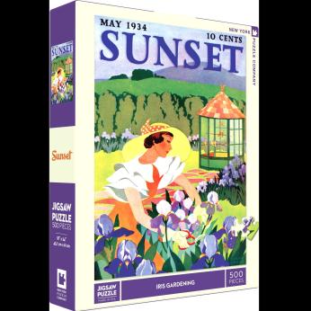 Iris Gardening
