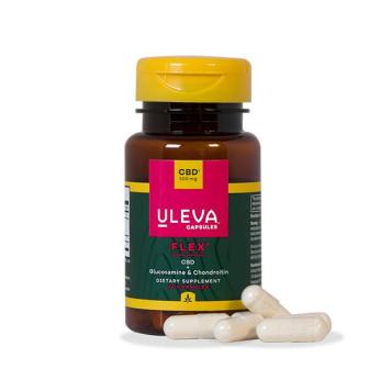 Uleva Flex: CBD + Glucosamine and Chondroitin
